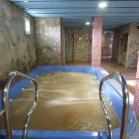 Hotel Hotel Balneario Fuentes del Trampal en aljucen