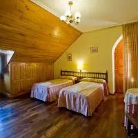 Hotel Hotel Restaurante La Casilla en allande