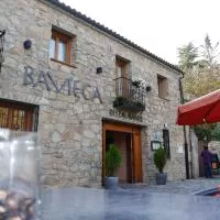 Hotel Hostal Bavieca en almaluez