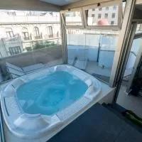 Hotel Nuevo Torreluz en almeria