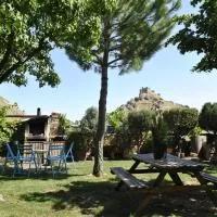 Hotel Castillo De La Riba en alpanseque