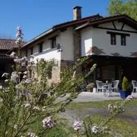 Hotel Agroturismo Ibarra en amorebieta-etxano