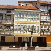 Hotel Crisol Plaza en ampuero