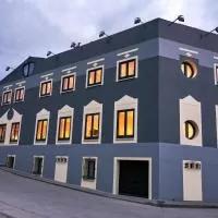 Hotel Sotopalacio HSR en anaya