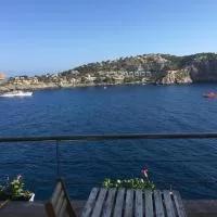 Hotel Plein Écran sur la mer en andratx