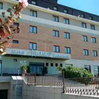 Hotel Hotel Hidalgo en anover-de-tajo