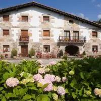 Hotel Agroturismo Ibarre en antzuola