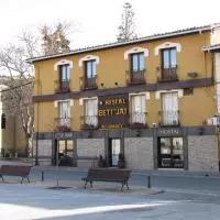 Hotel Hostal Beti-jai en aoiz-agoitz