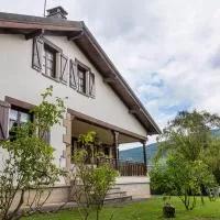 Hotel Vivienda Rural Casa Javier Lacunza en aoiz-agoitz