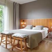 Hotel Hotel Iriguibel Huarte Pamplona en aoiz-agoitz