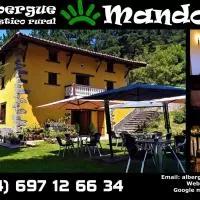 Hotel Albergue Mandoia Aterpetxea en arantzazu