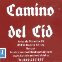 Hotel Hostal Camino Del Cid en arauzo-de-salce