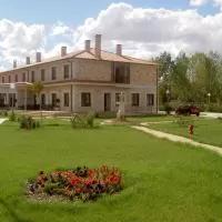 Hotel El Prado de las Merinas en arauzo-de-salce
