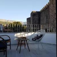 Hotel Casa Aquelcabos en arenas-de-san-pedro