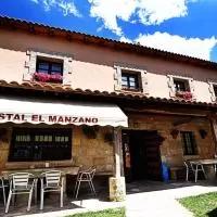 Hotel El manzano en arenillas-de-riopisuerga