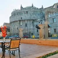 Hotel Hostal Restaurante Puerta del Alcázar en arevalillo