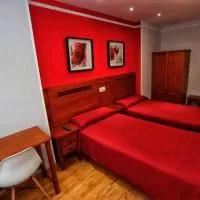 Hotel Hostal Vitorina en arevalo-de-la-sierra