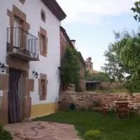 Hotel Casa Rural El Balcón De Tera en arevalo-de-la-sierra