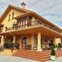 Hotel Posada El Trasmerano en argonos