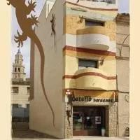 Hotel Alojamientos Dezerto Bardenas en arguedas