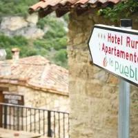 Hotel Hotel Rural La Puebla en arija