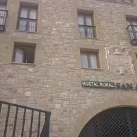 Hotel Hostal Rural San Andrés en armananzas