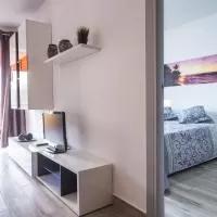 Hotel Apartamentos en Torres del Sol en arona