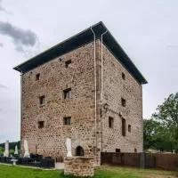 Hotel Hotel Torre Zumeltzegi en arrasate-mondragon