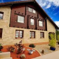Hotel La Casa de Madera en arrieta