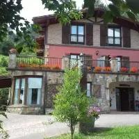 Hotel Casa Rural Goiena en arrieta