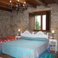Hotel Casa Rural Ecológica Arrizurieta en arrieta