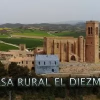 Hotel El Diezmo en artajona