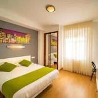 Hotel Hotel Centro Vitoria en artziniega