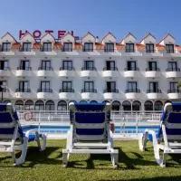 Hotel Hotel Restaurante Glasgow en as-neves