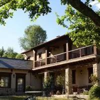 Hotel Hotel Rural Aguallevada en asturianos