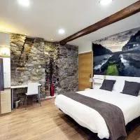Hotel Urdaibai Etxea en aulesti
