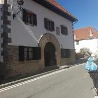 Hotel Casa Rural Errebesena en auritz-burguete