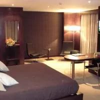Hotel Hotel Francisco II en avion