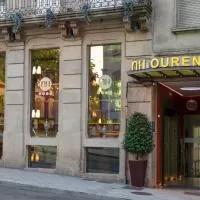 Hotel NH Ourense en avion