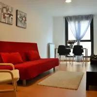 Hotel Apartamentos Jurramendi en ayegui