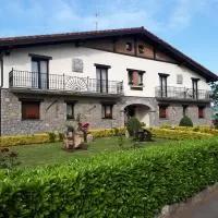 Hotel Txanpardin en azpeitia