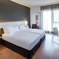Hotel Sercotel Gran Hotel Zurbarán en badajoz
