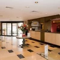 Hotel Mercure Rio Badajoz en badajoz