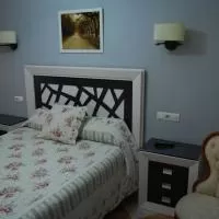 Hotel Hostal Pintor en badajoz