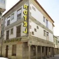Hotel Hotel Tres Carabelas en baiona