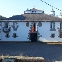 Hotel Pazo Vilabade en baleira