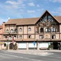 Hotel Agroturismo Valdelana en banos-de-ebro-manueta