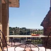 Hotel Casa con encanto en el corazón de Rioja Alavesa en banos-de-ebro-manueta