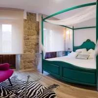 Hotel La Casona de Alútiz en banos-de-ebro-manueta