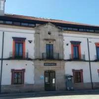 Hotel Albergue estaciones vivas en banos-de-molgas
